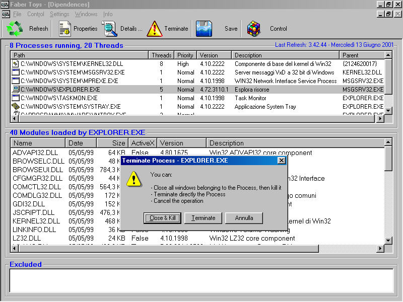 Faber Toys v2.6 Build 52 Screenshot